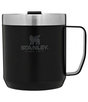 Stanley Klasik Paslanmaz Çelik Termos Bardak 0,35 LT - Siyah