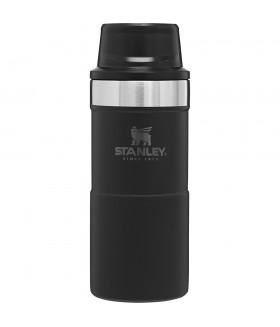 Stanley Klasik Trigger-Action Seyahat Bardağı 0,35 Lt - Siyah