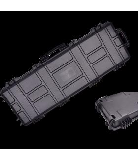 Taktikal Hardcase Ultimate Tüfek Taşıma Çantası - Tekerlekli