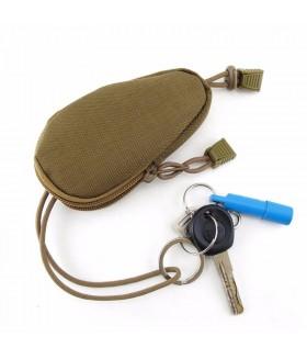 Taktikal Mini Anahtarlık Çantası