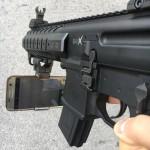 Taktikal Tüfek Telefon Kamera Bağlantı Aparatı
