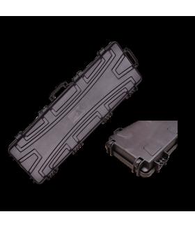 Taktikal Hardcase Tüfek Taşıma Çantası - Tekerlekli