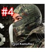 Taktikal Military Maske Balaklava