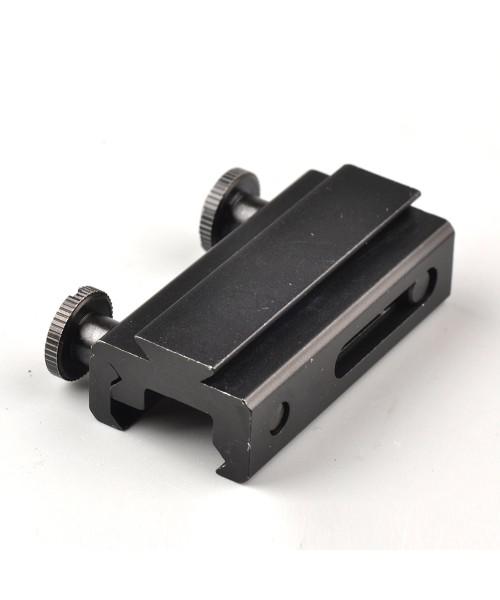 Dürbün Ayağı Montaj Aparatı (20 mm - 11 mm dönüştürücü)