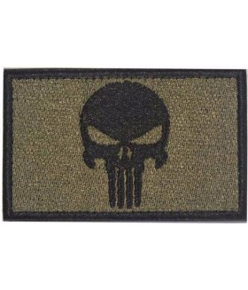 Taktikal Punisher Patch