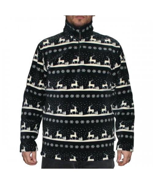 TF Thermoform Fermuarlı Polar Sweat Shirt
