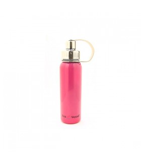 Eco Vessel Bold - Stainless Steel Bottle With Screw Cap 0,75 Termos