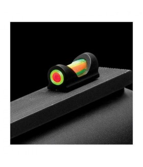 Truglo Fat Bead 3 mm Çift Renk Vidalı Sistem Fiber Arpacık