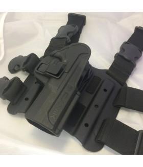 UNICORN - Canik TP9 SF Kilitli Bacak Silah Kılıfı