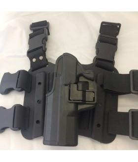 UNICORN - Canik TP9 SF Kilitli Sol Bacak Silah Kılıfı