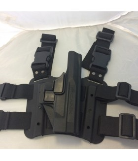 UNICORN - Canik TP9 V2 SA Kilitli Bacak Silah Kılıfı