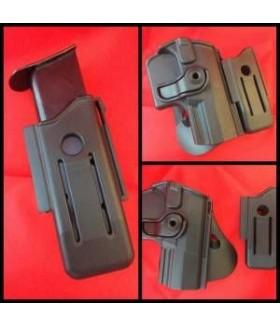 Plastik Şarjör Kılıfı - IMI marka Silah Kılıfı Uyumlu