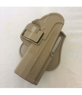 UNICORN - Canik TP9 SF Kilitli Silah Kılıfı - TAN