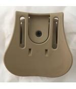 UNICORN - Sarsılmaz SAR9 Tam Ortopedik Plastik Şarjör Kılıfı -TAN
