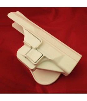 UNICORN - Canik TP9 V2 SA SFX Kilitli Beyaz Silah Kılıfı
