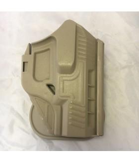 UNICORN - Canik TP9 SF Ultimate Kilitli Silah Kılıfı - TAN