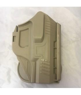 UNICORN - Sarsılmaz SAR9 Ultimate Kilitli Silah Kılıfı - TAN