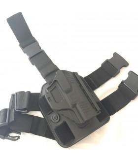 UNICORN - Sarsılmaz SAR9 Kilitli Bacak Silah Kılıfı