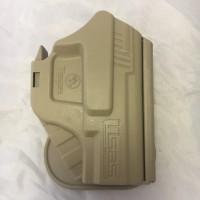 UNICORN - Sarsılmaz ST9 Ultimate Kilitli Silah Kılıfı - TAN